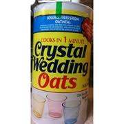 wedding oats wedding oats calories nutrition analysis more fooducate