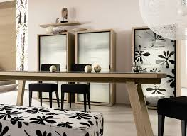 ideas for dining room walls dining room creative modern dining room decor tables with