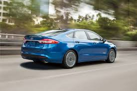 steel blue metallic ford fusion 2018 ford fusion hybrid pricing for sale edmunds