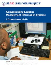 computerizing logistics management information systems usaid