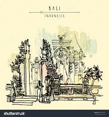 bali home decor online balinese traditional stock vectors vector clip art shutterstock