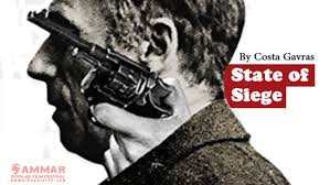 etat de siege state of siege by costa gavras on the second day of the festival