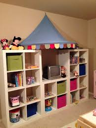 playroom shelving expedit shelves and awning from ikea storage