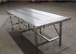 Used Stainless Steel Tables by Used Tables Cooling Equipment U2014 Machine For Sale