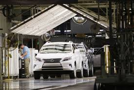 lexus used car sale canada fate of canada u0027s auto industry unclear as tpp eases japanese