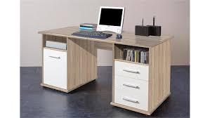 Preisg Stige Schreibtische Venta Computertisch Pc Tisch In Eiche Sonoma