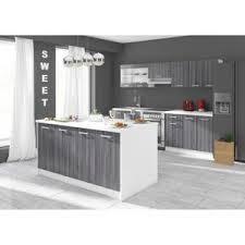 meuble central cuisine meuble centrale de cuisine achat vente pas cher