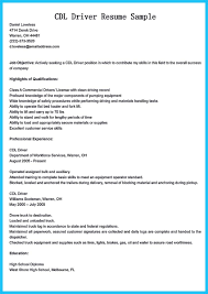 Cdl Resume Sample by Bus Driver Job Description For Resume Resume For Your Job