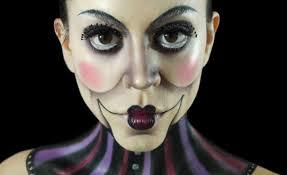 ventriloquist dummy makeup tutorial claire dim youtube
