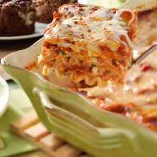 thanksgiving lasagna recipe herbed chicken lasagna recipe taste of home