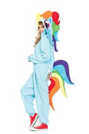 my pony costume rainbow dash kigurumi my pony storybook costume
