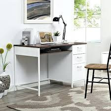 um image for white metal desk with wood top 133 outstanding white metal desk with wood