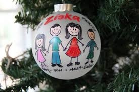 personalized ornaments for and families popsugar
