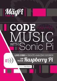 code music with sonic pi amazon co uk sam aaron russell barnes