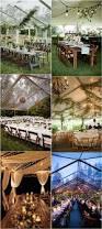 30 chic wedding tent decoration ideas deer pearl flowers part 2