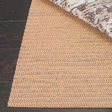Rug On Carpet Pad Rug Padding U0026 Grippers Rugs The Home Depot