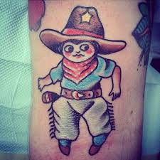 cute cowboy tattoo design and ideas great tattoo ideas and tips
