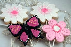 dreaming of spring flowers and butterflies u2013 sugar cookies pasta
