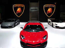 car lamborghini red lamborghini life story business insider