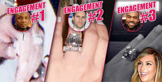 Kim K Wedding Ring by Battle Of The Bling Did Kanye West Kris Humphries Or Damon