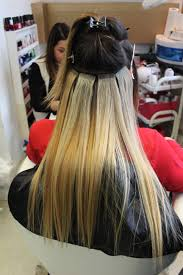 How To Care For Hair Extensions With Micro Rings hair extension victoria hair studio