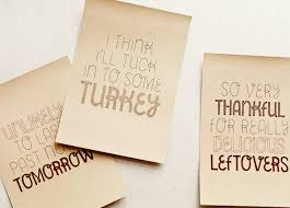 printable thanksgiving leftovers labels