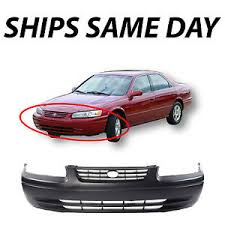 1999 toyota camry front bumper primered front bumper cover fascia replacement for 1997 1999