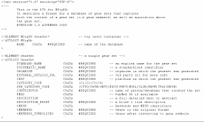 data formats genesetenrichmentanalysiswiki