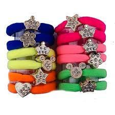 hair rubber bands kabello new fashionable hair rubber bands hair accessories