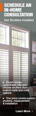 home depot wood shutters interior custom plantation shutters home depot