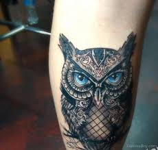 owl tattoos designs pictures page 18