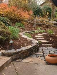 247 best landscaping ideas with stone images on pinterest