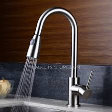 best faucets kitchen best pullout spray cold and water kitchen faucet