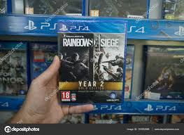 siege sony tom clancy s rainbow six siege year 2 gold edition videogame on
