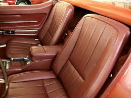 1968 corvette interior 1968 chevrolet corvette l36 convertible adamco motorsports