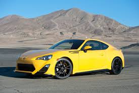 toyota frs car 2017 scion fr s to get more power updated styling autoguide com