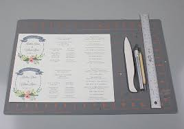 wedding ceremony program paper diy tutorial free printable ceremony booklet boho weddings for