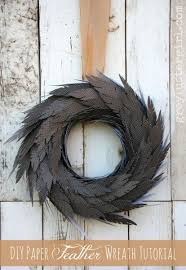 best 25 paper feathers ideas on feather pattern