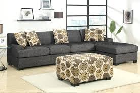 Microfiber Contemporary Sofa Grey Microfiber Contemporary Sectional Sofa Buchannan With