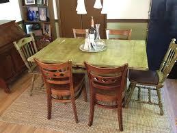 Retro Dining Room Furniture Sweet Idea Retro Kitchen Chairs Joshua And Tammy