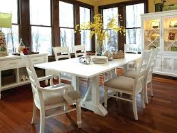 Distressed Dining Room Table White Distressed Dining Table Yamacraw Org
