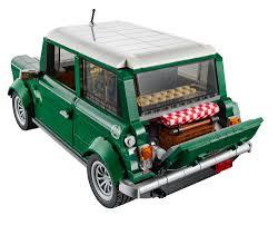 lego rolls royce armored car mit dem mini cooper von lego zum stilechten picknick auto