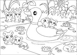 hamtaro coloring pages print walking hamsters coloring