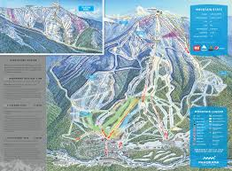 Steamboat Trail Map Panorama Mountain Resort Amped Ski Adventure Travel Specialists