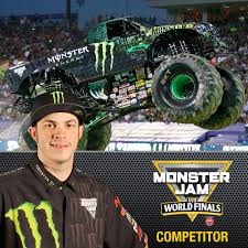 monster jam truck monster jam world finals xvii competitors announced monster jam