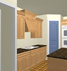 Kitchen Cabinets Moulding Crown Moulding Return Problem On Upper Cabinets