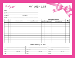 registry for housewarming party list to give to your spouse parents etc plus you can do a