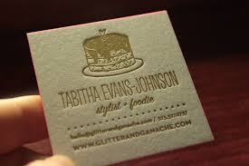 print your own damn business cards ladyfingers letterpress
