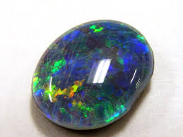 green opal opal gemstone