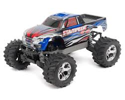 videos de monster truck 4x4 traxxas stampede 4x4 lcg 1 10 rtr monster truck black tra67054